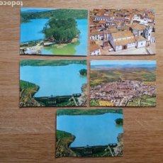 Postales: LOTE POSTALES ZALAMEA DE LA SERENA (BADAJOZ). Lote 225018915