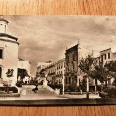 Postales: POSTAL VILLAFRANCA DE LOS BARROS 6 PLAZA DEL CORAZÓN DE MARÍA. Lote 226123085
