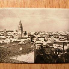 Postales: POSTAL VILLAFRANCA DE LOS BARROS - 1. VISTA PARCIAL. Lote 226124202