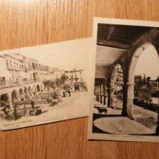 Postales: LOTE POSTALES TRUJILLO - LOS PORTALES. Lote 226126325