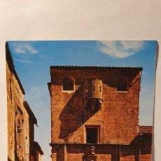 Postales: 2008 CACERES/ CASA DEL SOL/ FACHADA/ SIN CIRCULAR/ (REF.D.171). Lote 226900170