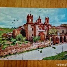 Postales: POSTAL - CÁCERES - IGLESIA DE SAN FRANCISCO.. Lote 227131885