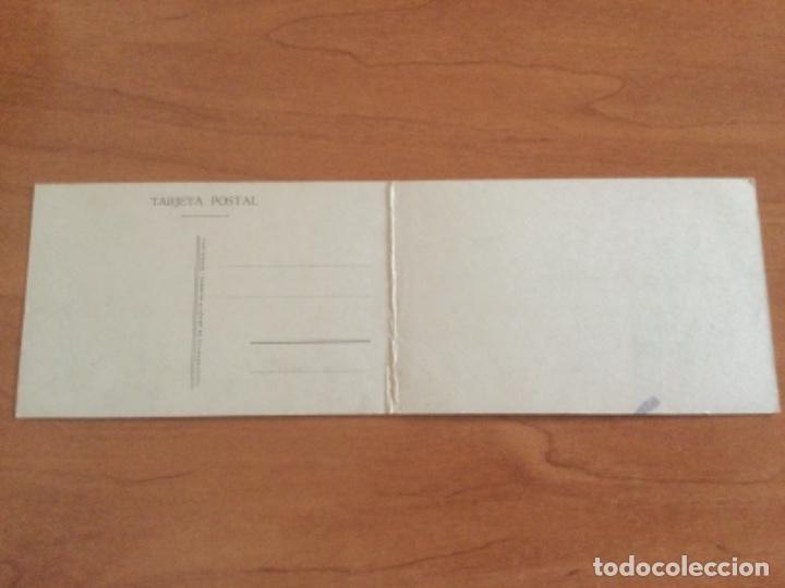 Postales: Postal Desplegable Panorámica o Vista General de Plasencia. Sin Circular - Foto 4 - 228018395
