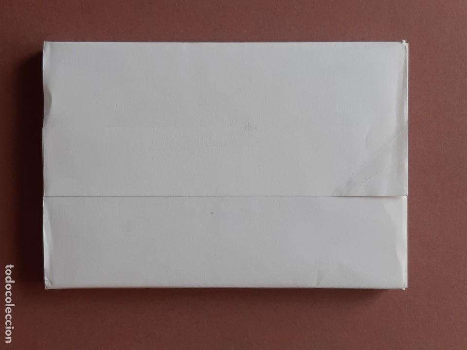 Postales: 25 POSTALES MONASTERIO DE SAN JERÓNIMO DE YUSTE. CARLOS V. LUÍS PÉREZ. CÁCERES. 1987. SIN CIRCULAR. - Foto 2 - 228174140