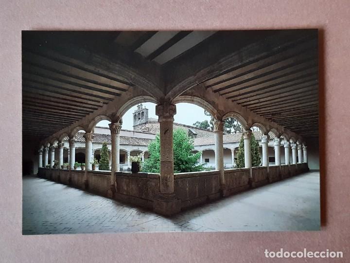 Postales: 25 POSTALES MONASTERIO DE SAN JERÓNIMO DE YUSTE. CARLOS V. LUÍS PÉREZ. CÁCERES. 1987. SIN CIRCULAR. - Foto 9 - 228174140
