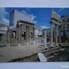 Postales: TARJETA POSTAL MERIDA RINCON DEL PORTICO DEL FORO MUNICIPAL POSTCARD SPAIN. Lote 228194355