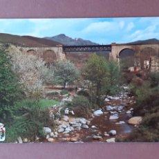 Cartes Postales: POSTAL 2001 ARRIBAS. PUENTE DE HIERRO. HERVÁS. CÁCERES. 1965. SIN CIRCULAR.. Lote 228296730