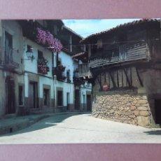 Cartes Postales: POSTAL 384. CALLE DE SIMÓN VALVERDE. VILLANUEVA DE LA VERA. CÁCERES. 1990. SIN CIRCULAR.. Lote 228299510