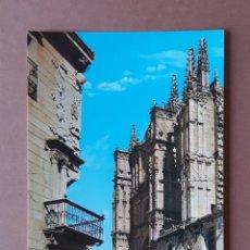 Cartes Postales: POSTAL 60 ARRIBAS. CASA DEL DEÁN. CATEDRAL. PLASENCIA. CÁCERES. 1978. SIN CIRCULAR.. Lote 228307510