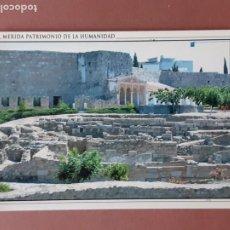 Cartes Postales: POSTAL 8 CERES. RASTROLLO. ALCAZABA ÁRABE. MÉRIDA. BADAJOZ. 1994. SIN CIRCULAR.. Lote 228310085