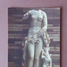 Cartes Postales: POSTAL VENUS SIGLO II D.C. MUSEO NACIONAL DE ARTE ROMANO. MÉRIDA. BADAJOZ. SIN CIRCULAR.. Lote 228312820