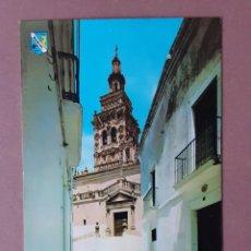 Cartes Postales: POSTAL 7 SAN-PI. TORRE DE SAN BARTOLOMÉ. JEREZ DE LOS CABALLEROS. BADAJOZ. 1972. SIN CIRCULAR.. Lote 228320445
