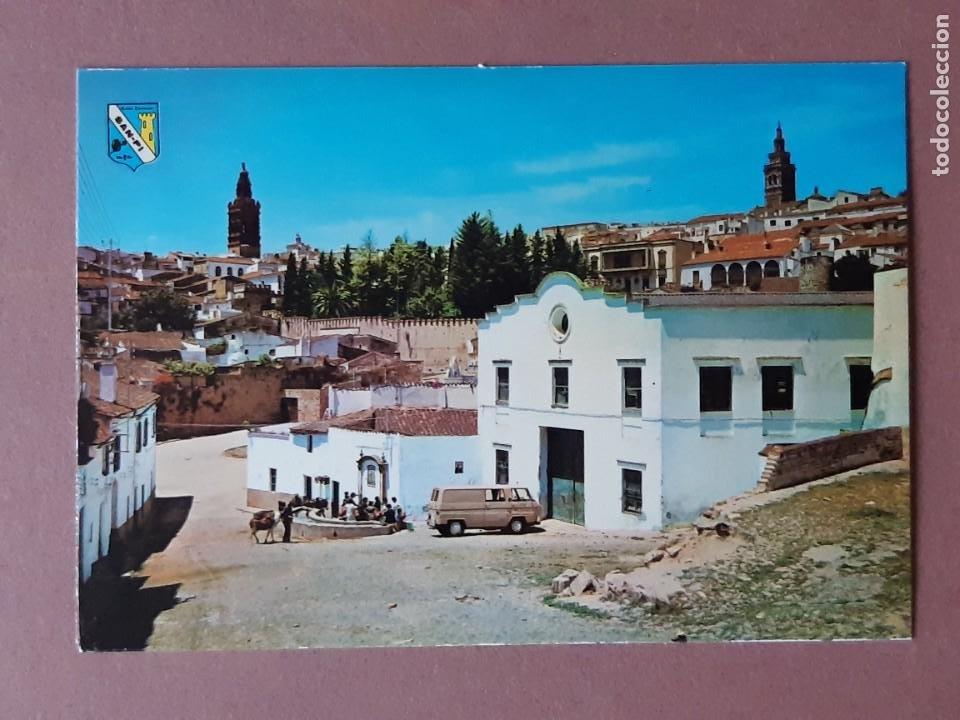 POSTAL 4 SAN-PI. VISTA PARCIAL. JEREZ DE LOS CABALLEROS. BADAJOZ. 1972. SIN CIRCULAR. (Postales - España - Extremadura Moderna (desde 1940))
