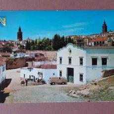Postales: POSTAL 4 SAN-PI. VISTA PARCIAL. JEREZ DE LOS CABALLEROS. BADAJOZ. 1972. SIN CIRCULAR.. Lote 228320595