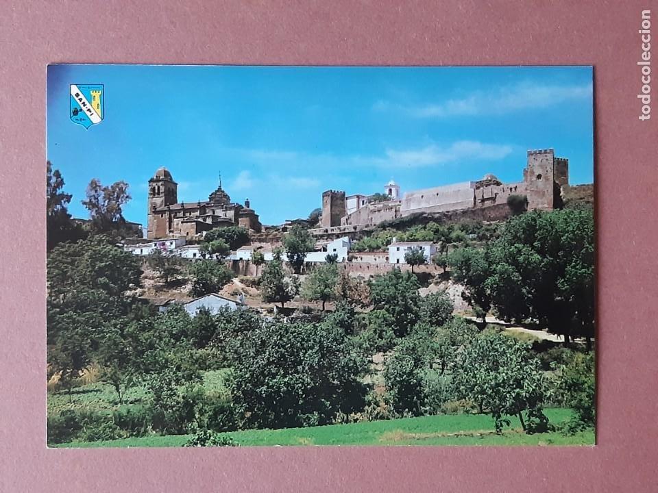 POSTAL 10 SAN-PI. TORRE DE SANTA MARÍA. JEREZ DE LOS CABALLEROS. BADAJOZ. 1972. SIN CIRCULAR. (Postales - España - Extremadura Moderna (desde 1940))
