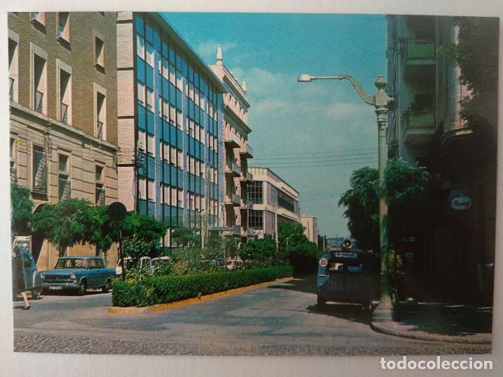 CACERES. CALLE DE SAN PEDRO DE ALCANTARA. 2 CV.. (Postales - España - Extremadura Moderna (desde 1940))
