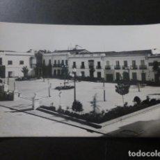 Postales: VILLAFRANCA DE LOS BARROS BADAJOZ PLAZA DEL CORAZON DE MARIA ED. ALARDE Nº 4. Lote 233038365