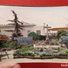 Cartes Postales: FREGENAL DE LA SIERRA. BADAJOZ. PLAZA DE MIGUEL PRIMO DE RIVERA. COLOREADA. ESCRITA. CIRCULADA.. Lote 233555905
