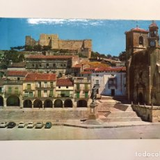 Cartes Postales: TRUJILLO (CÁCERES) POSTAL PLAZA MAYOR.., ANIMADA..EDIC., FITER (A.1971) CÍRCULADA. Lote 233759380