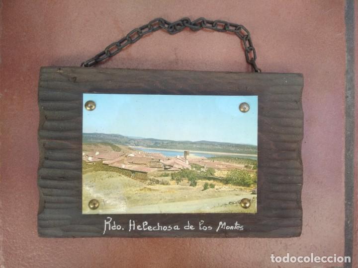 Postales: Cuadro postal recuerdo de helechosa de los montes, extremadura - Foto 2 - 235282420