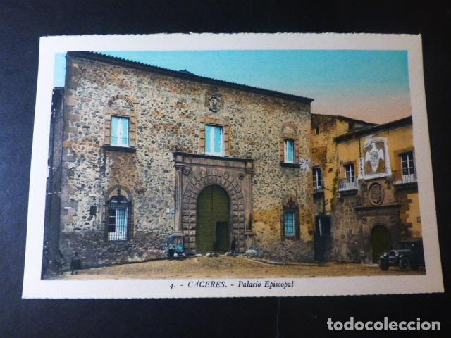 Postales: CACERES PALACIO EPISCOPAL ED, L. ROISIN COLOREADA - Foto 1 - 235812260