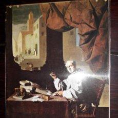 Postales: Nº 5324 POSTAL GUADALUPE CACERES CUADRO ZURBARAN EL P ILLESCAS. Lote 236850205