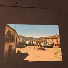 Postales: POSTAL DE GUADALUPE -PLAZA DEL GENERALISIMO - BONITAS VISTAS -LA DE LA FOTO VER TODAS MIS POSTALES. Lote 241194960