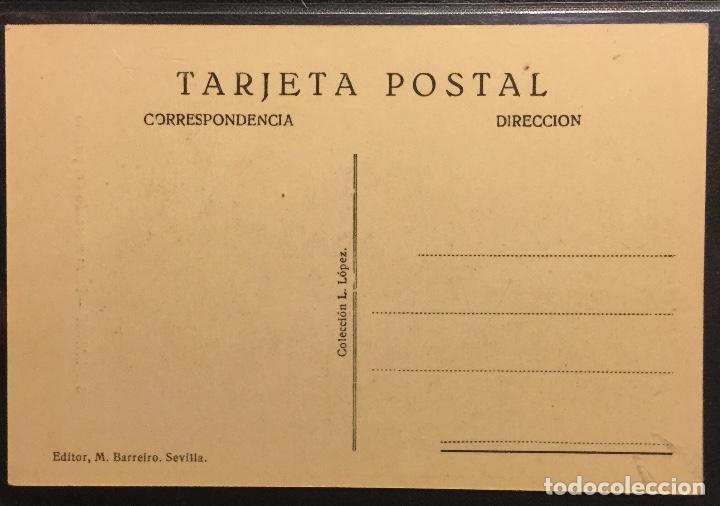 Postales: ALANGE , BADAJOZ , PLAZA MERCADO DEL PUEBLO , , EDITOR BARREIRO , SEVILLA. - Foto 2 - 242371505