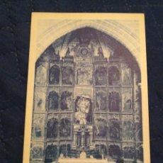 Postales: TRUJILLO 10 PARROQUIA DE SANTA MARÍA. ALTAR MAYOR. FOTO G GUERRA. SIN CIRCULAR. Lote 243250385
