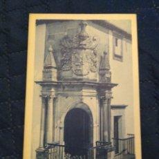 Postales: TRUJILLO 12 BALCÓN DEL PALACIO DEL MARQUES DE SOFRAGA FOTO G GUERRA. SIN CIRCULAR. Lote 243254025
