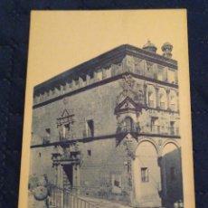 Postales: TRUJILLO 9 PALACIO DEL DUQUE DE SAN CARLOS. .FOTO G GUERRA. SIN CIRCULAR. Lote 243255990