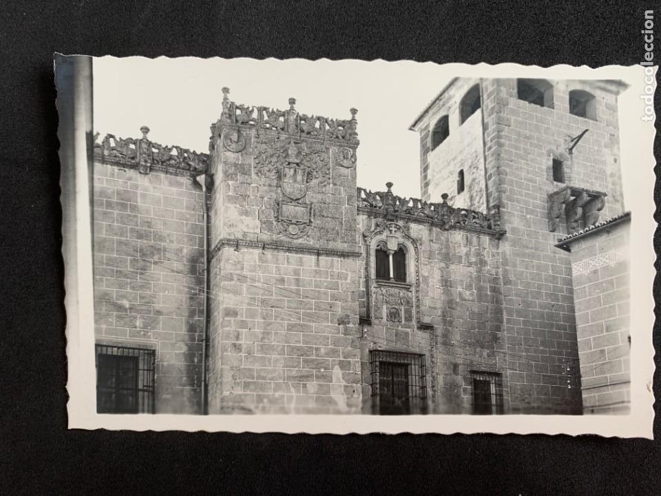 CÁCERES - PALACIO DE LOS GOLFINES DE ABAJO - Nº 45 ED. ARRIBAS (Postales - España - Extremadura Moderna (desde 1940))