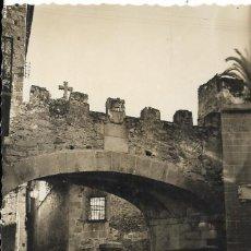 Postais: ARCO DE LA ESTRELLA Y PALACIO DE LOS GOLFINES DE ABAJO. CÁCERES. Lote 243490105
