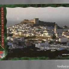 Postales: TARJETA POSTAL. POR TIERRAS RAYANAS. VISTA GENERAL DA VILA. CASTELO DE VIDE. BADAJOZ. Lote 243998665