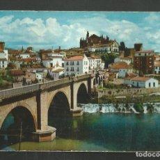 Postales: POSTAL SIN CIRCULAR - PLASENCIA 2002 - PUENTE DE TRUJILLO - EDITA ARRIBAS. Lote 244637605