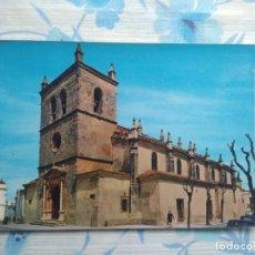 Postales: POSTAL OLIVENZA, BADAJOZ, IGLESIA DE LA MAGDALENA. Lote 244664570