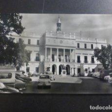 Postales: BADAJOZ PALACIO MUNICIPAL ED. HELIOTIPIA ARTISTICA ESPAÑOLA Nº 1. Lote 246451960