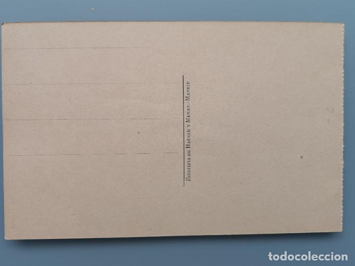 Postales: POSTAL MERIDA Nº 2 ARCO DE TRAJANO EDIC COLECCION BOCCÓNI Y DIEZ PERFECTA CONSERVAC BADAJOZ - Foto 2 - 247291095