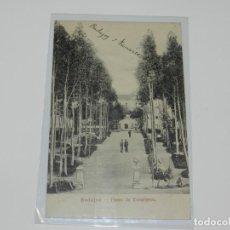 Postales: BADAJOZ, PASEO DE EUCALIPTUS,. Lote 253466630