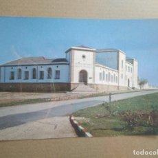 Postais: POSTAL CAMPILLO DE LLERENA, BADAJOZ, GRUPO ESCOLAR. Lote 253818150