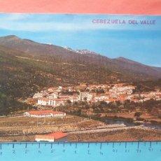 Postales: CABEZUELA DEL VALLE - CACERES / ( NOV2021CONF). Lote 253959360