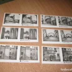 Postales: VISTAS ESTEREOSCOPICAS DE CACERES. Lote 254708460