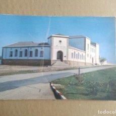 Postales: POSTAL CAMPILLO DE LLERENA, BADAJOZ, GRUPO ESCOLAR. Lote 255523665