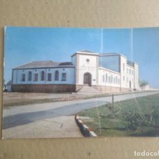 Postales: POSTAL CAMPILLO DE LLERENA, BADAJOZ, GRUPO ESCOLAR. Lote 255523760