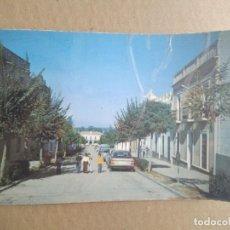Postales: POSTAL CAMPILLO DE LLERENA, BADAJOZ, CALLE CALVO SOTELO Y AYUNTAMIENTO. Lote 255524460