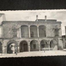 Postales: TRUJILLO - CASA DE LOS MARQUESES DE SAN JUAN - Nº 4 ED. ARRIBAS. Lote 256013680