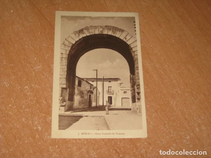 POSTAL DE MERIDA (Postales - España - Extremadura Antigua (hasta 1939))