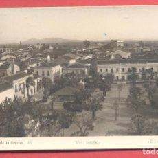 Postales: VILLANUEVA DE LA SERENA(BADAJOZ) 10 VISTA PARCIAL, ED. ARRIBAS, CIRCULADA 1948, VER FOTOS. Lote 258802190