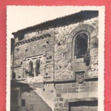 Postales: 5 CACERES CASA MUDEJAR, SIGLO XIV , ED. ARRIBAS,SIN CIRCULAR, VARIEDAD DENTADA, VER FOTOS. Lote 258803755