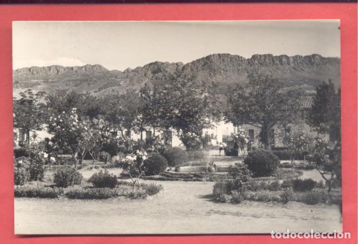 CABEZA DEL BUEY (BADAJOZ) 2 PARQUE MUNICIPAL, ED. ALARDE, CIRCULADA 1967 SIN SELLO, VER FOTOS (Postales - España - Extremadura Antigua (hasta 1939))